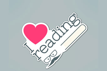 love reading no